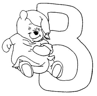 Winnie The Pooh Coloring Pages 16 Winnie The Pooh Kids