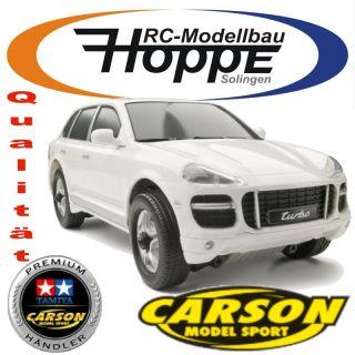 Carson XMODS Porsche Cayenne Turbo 128 RTR 404004 Neu