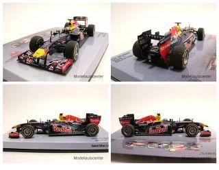 Renault Red Bull Racing Showcar 2012 Sebastian Vettel Modellauto 143