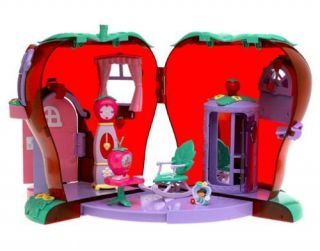 Strawberry Shortcake Emily Erdbeer Haus Grosses Puppenhaus USA NEU/OVP