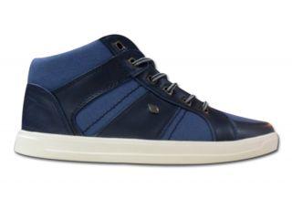 BK British Knights Schuhe Sneaker Fakka Mid Blau Navy UVP 59.95