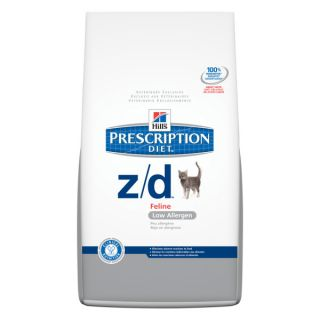 Hill's Prescription Diet z/d Low Allergen   Cat