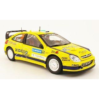 Citroen Xsara WRC, No.25, Xideko, Rally Schweden, 2007, Modellauto