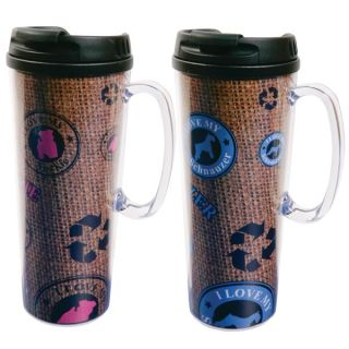 LittleGifts Plastic Mug   Gifts for Cat Lovers   Cat