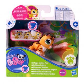 Littlest Pet Shop 35689   flitzendes Tierchen TIGER #2310