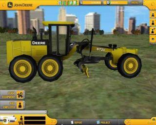 John Deere   Bau Simulator 2011 Pc unbekannt Games