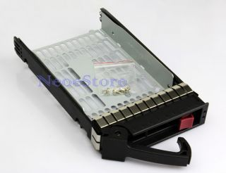 373211 001 SAS SATA 3.5 Hard Drive Caddy Fr HP Proliant ML350 ML370