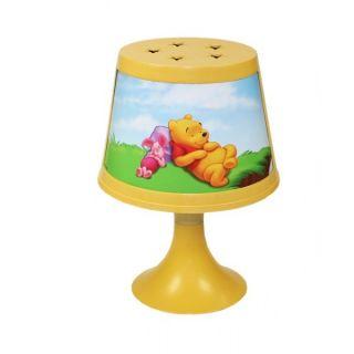 Kinderlampe DISNEY WINNIE POOH Nachttischlampe Kinderzimmer Nachtlicht