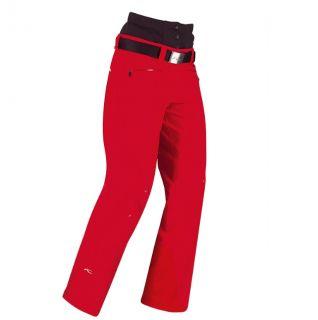 Kjus Damen Skihose VIBE I Pants RED Rot Schwarz NEU