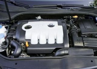Engine Motor BMP 2,0 TDI VW Passat Skoda Superb #43
