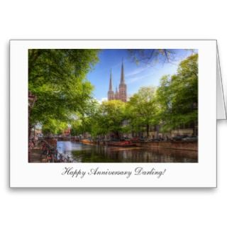 Cards, Note Cards and Church Anniversary Greeting Card Templates