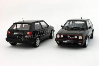 Volkswagen golf GTI 16S Otto Models 1/18 cochesaescala