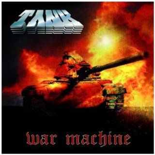 War Machine Limited Digipack: Musik