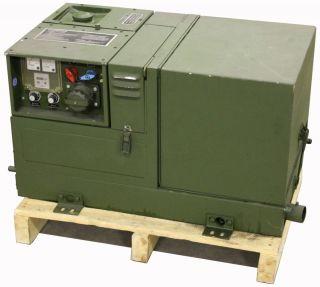 Stromaggregat 24V 1 9kW Hatz Diesel BW Bundeswehr Unimog 435 404 Iltis