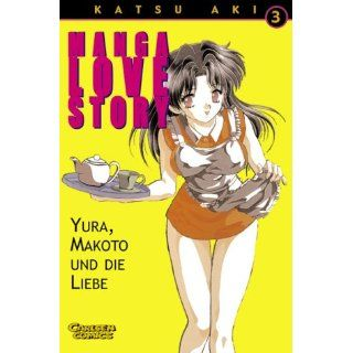 Manga Love Story, Band 3 Katsu Aki Bücher