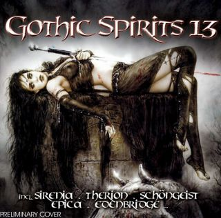 Gothic Spirits Vol.13   Various Artists (2CDs) Neu