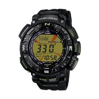Casio Sport Unisex Armbanduhr Pro Trek Kollektion Digital Quarz PRG