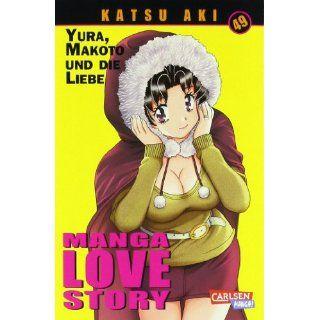Manga Love Story, Band 49 Katsu Aki, Satoshi Yamada