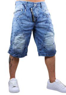 CIPO & BAXX Jeans Shorts C 48 W29 38 blau Hose Herren Hosen coole