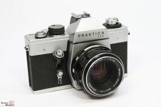 Penacon Prakica LLC SLR Kamera mi Objekiv Meyer Opik Oreson 1 8