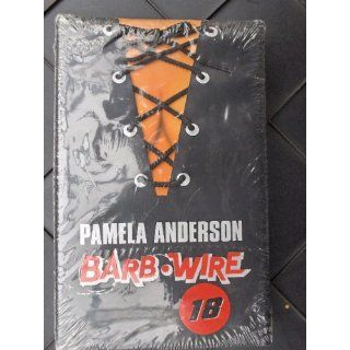 Barb Wire   FSK 18   Gimmix Cover in schwarzer Corsage Pamela