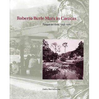 Roberto Burle Marx in Caracas Parque del Este, 1956   1961 (Penn