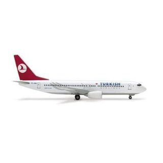 506267   Herpa Wings   Turkish Airlines Boeing 737 800: