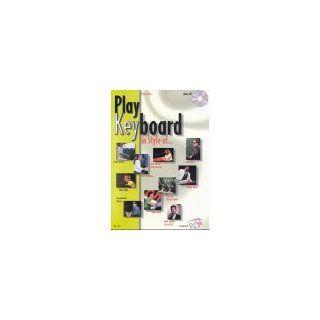 Play Keyboard in Style of Mike Lindup   Billy Joel   Rick Davies