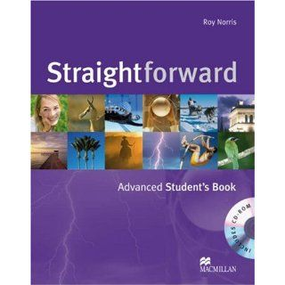 STRAIGHTFORWARD Adv Sts Pack Students Book Pack Roy