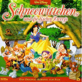 Schneewittchen und die sieben Zwerge. CD. Das Original  Hörspiel zum