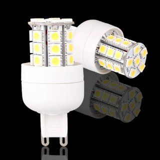 High Power G9 230V 27 LED 5050SMD Strahler Lampe Licht Birne