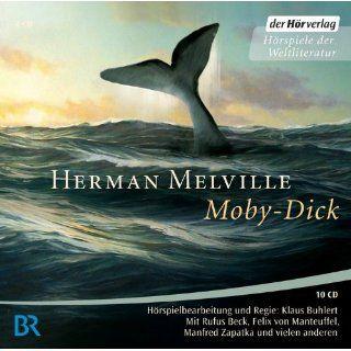 Moby Dick oder Der Wal Herman Melville, Rufus Beck, Felix