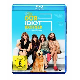 Our Idiot Brother [Blu ray] Paul Rudd, Elizabeth Banks