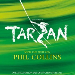 Disneys Musical Tarzan (Music By Phil Collins) Various Artist