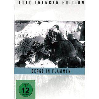 Berge in Flammen   Luis Trenker Edition Lissy Arna, Luigi