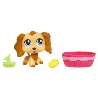 LITTLEST PET SHOP   COCKER SPANIEL / HUND   1318 Petshop littlest