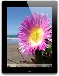 iPad 4. Generation mit Retina Display Wi Fi + Cellular 64 GB schwarz