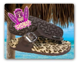 LEO SANDALE ROCKABILLY EMO SCHUHE TIKI GIRL PIN UP 41