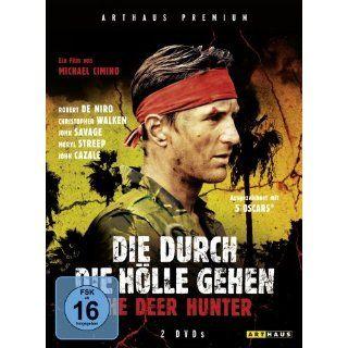 Die durch die Hölle gehen Arthaus Premium Edition   2 DVDs