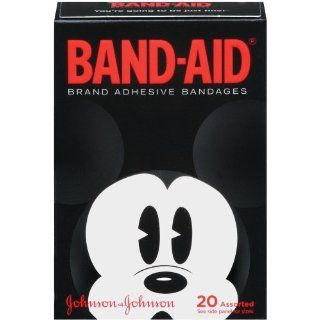 BAND AID   CLASSIC MICKEY MAUS Collectors Series   20 PFLASTER