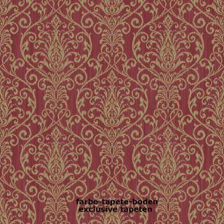Barock Tapeten Chambord 212011 gold rot (4,68€/m²)