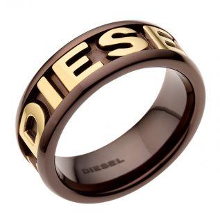 NEU Diesel Damen Ring   DX0049040 Gr. 69/22