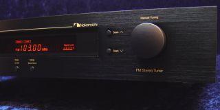NAKAMICHI FM Stereo Tuner ST 3s HiFi Rarität   Sehr seltener high end