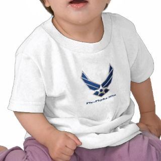 Air Force Baby Shirts, Air Force T Shirts for Babies & Infants