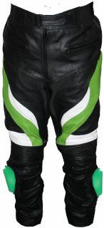 Motorradhose Motorrad Trouser Biker Racing Lederhose Rindsleder