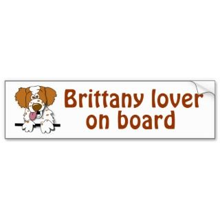 Lover On Board Dog Lover Template Bumper Stickers