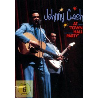 Johnny Cash   At Town Hall Party 1958 & 1959 Johnny Cash