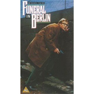 Funeral in Berlin [VHS] [UK Import] Michael Caine, Oskar Homolka