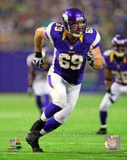Jared Allen 2012 Action Photo