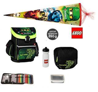 Lego Ninjago Schulranzen Set Federmappe Schultuete 85cm 6tlg
